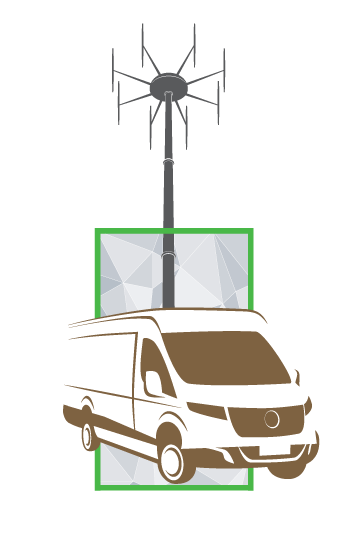 Passive Radar System (SAMIT)